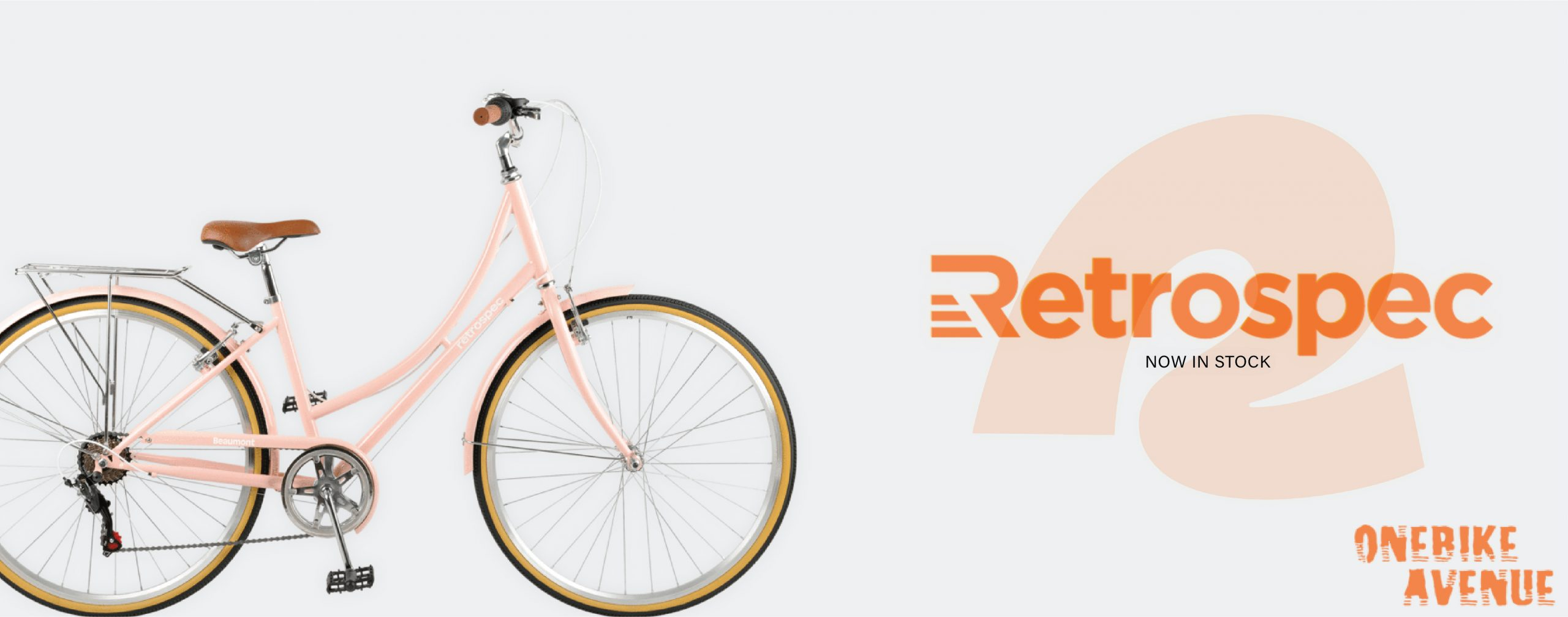 banner retrobike with logo